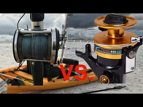 Conventional Reels vs Spinning Reels for Offshore Fishing !