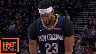 New Orleans Pelicans vs Utah Jazz 1st Half Highlights / Week 7