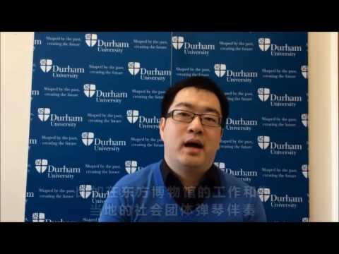 Studying Archaeology at Durham University