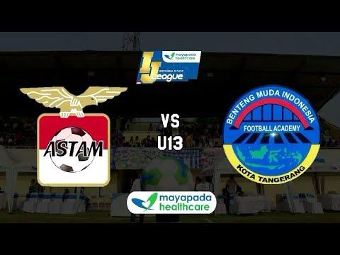 Astam vs BMIFA [Indonesia Junior Mayapada League 2018] [U13] 4-11-2018