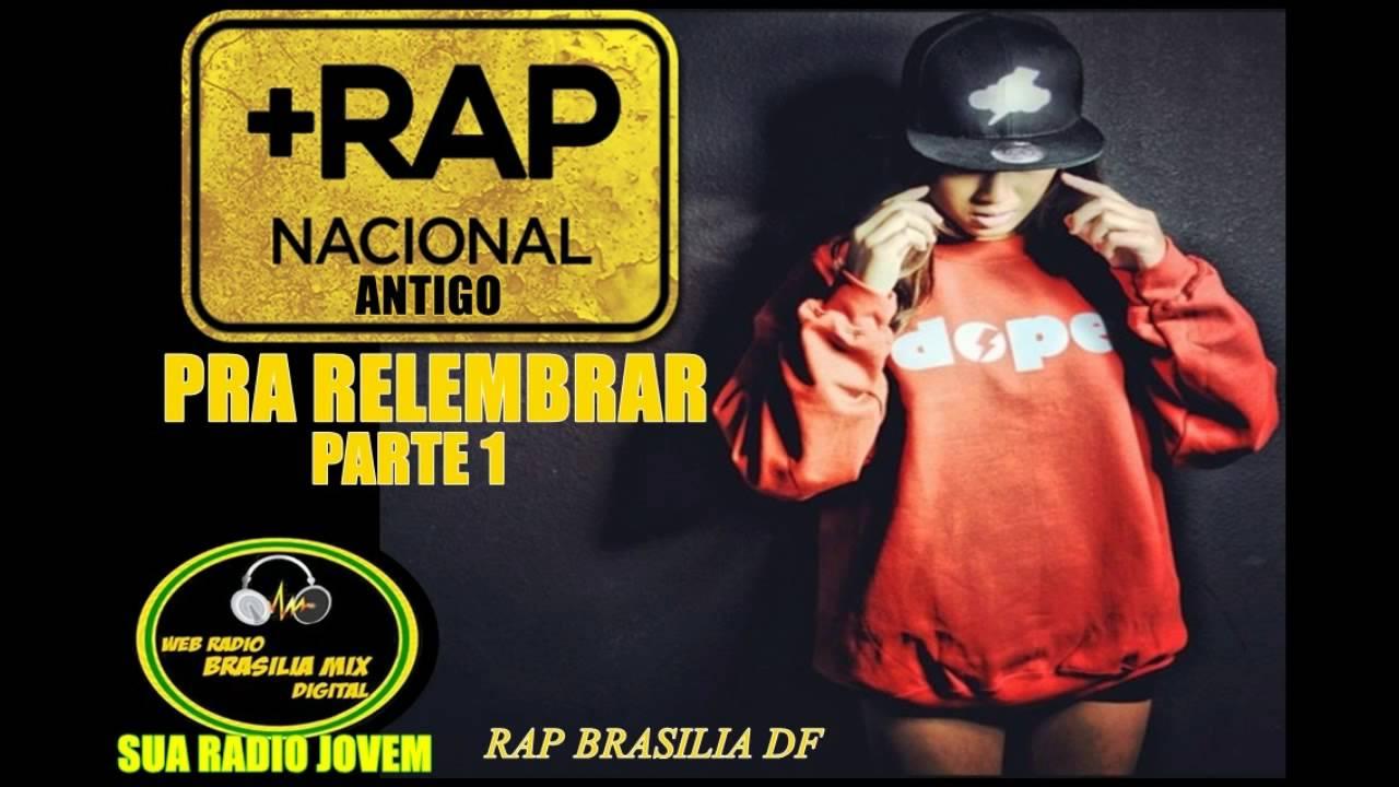 Rap Nacional antigo pra relembrar PARTE 1 - YouTube