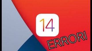 iOS 14: TUTTI i PROBLEMI su iPhone ed iPad