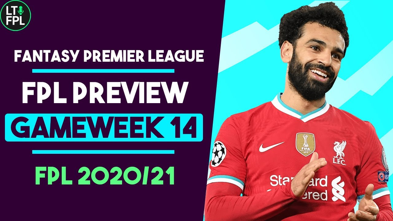 FPL GAMEWEEK 14 PREVIEW | How to plan for the Double Gameweeks | Fantasy Premier League Tips 2020/21