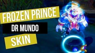 Dr Mundo: Frozen Prince | Skin Spotlight • League Of Legends