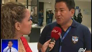 Simulacro de terremoto en Guayaquil