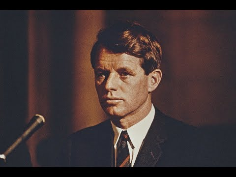 How Robert F. Kennedy reached across America's divisions