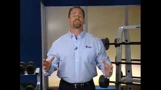 Muscle training system - Chest and shoulders