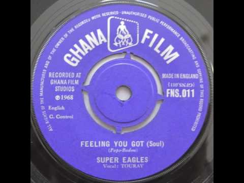Super Eagles - Feeling You Got (freabkeat afrofunk african soul rnb garage)