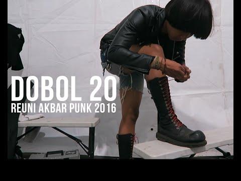 #DOBOL 20 - Reuni Akbar PUNK 2016 Malang