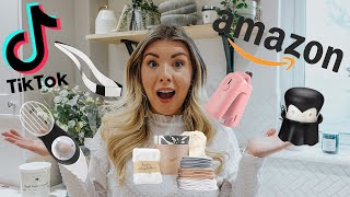 AMAZON PRODUCTS TIKTOK MADE ME BUY! *HAUL