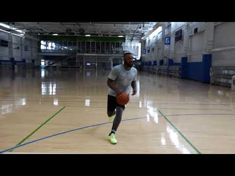 A Day In The Gym With Marcus Posley