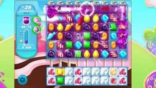 Candy Crush Soda Saga Level 384   No Booster 7 moves left