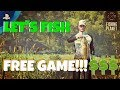 FREE PS4 GAME | LET'S FISH | FISHING PLANET