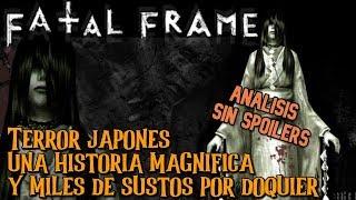 Fatal Frame — Una aproximación al terror japonés en los videojuegos