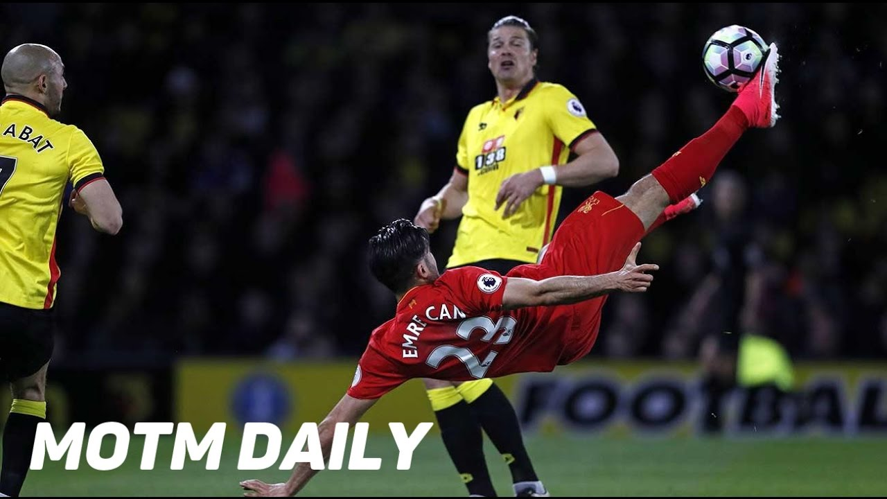 Emre Can Goal Watford