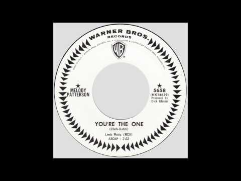 """Melody Patterson – """"You're The One"""" WB 1965"""
