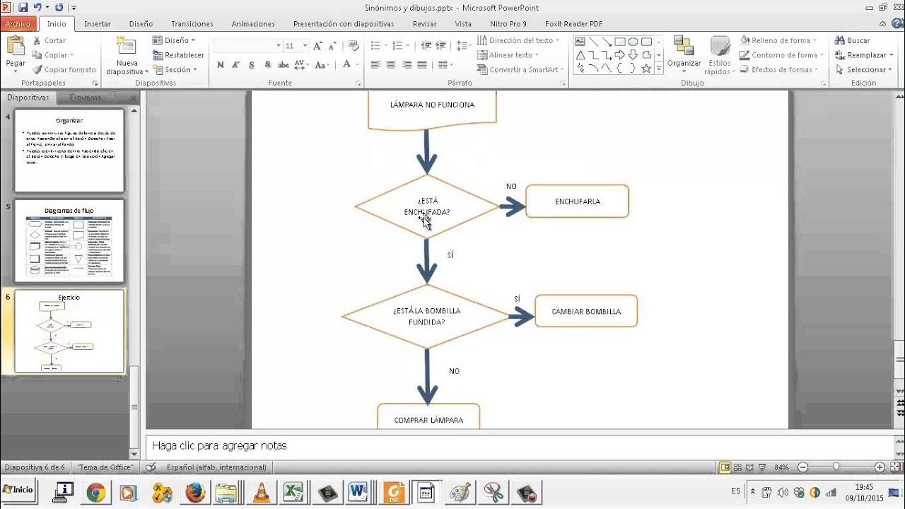 Diagramas de flujo editor de textos word oace fpb2 youtube diagramas de flujo editor de textos word oace fpb2 ccuart Images