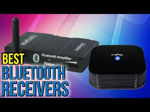 10 Best Bluetooth Receivers 2016