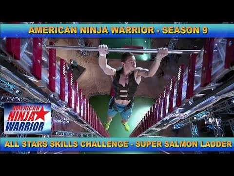 ANW: All Stars Skills Competition - Super Salmon Ladder (Season 9)