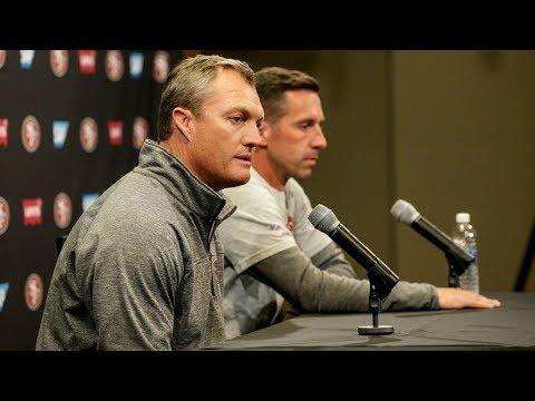 John Lynch, Kyle Shanahan Explain Decision to Release NaVorro Bowman