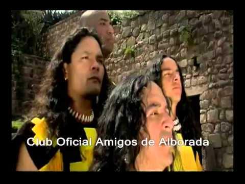 Ananau - Grupo Alborada - Karaoke
