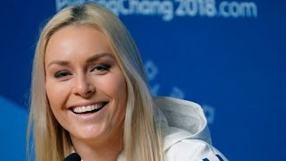 Lindsey Vonn responds to Twitter trolls after failing to medal at Olympics