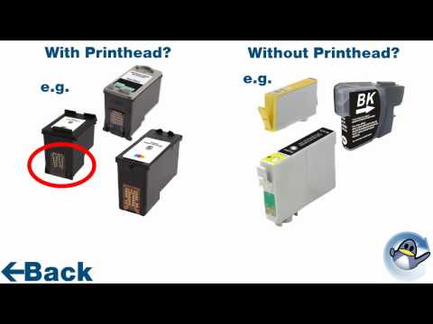 Ink Cartridge Problem Troubleshooter (Interactive Video)