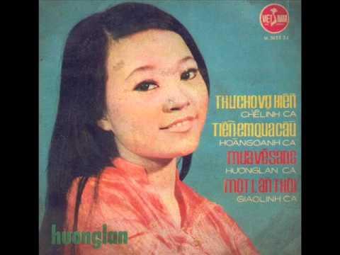 Hương Lan ( Thành Phố Sau Lưng pre1975)