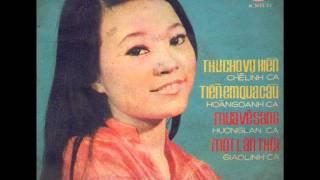 Nhac Vang | Hương Lan Thành Phố Sau Lưng pre1975 | Huong Lan Thanh Pho Sau Lung pre1975