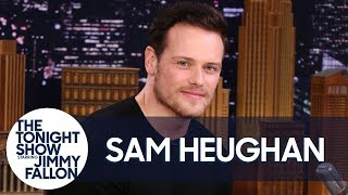Outlander's Sam Heughan Is Auctioning Himself Off for a Date