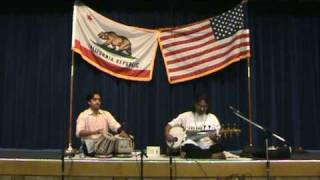 Pandit Vikash Maharaj  visited Haskell Middle School in California....2008