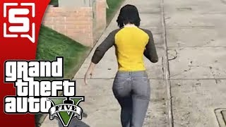 [Strippin] Grand Theft Auto V RP  Breaking The Law