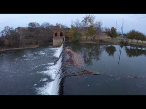 Old City Dam in Shelbyville, TN