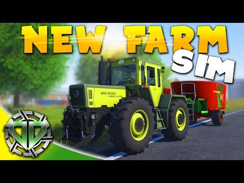 CATTLE & CROPS : NEW FARMING SIMULATOR! : Cattle & Crops GAMEPLAY