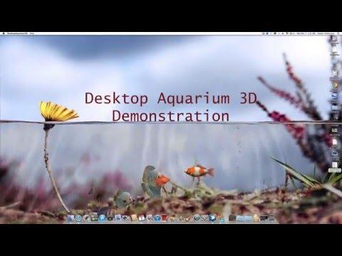 Desktop Aquarium 3D For Mac