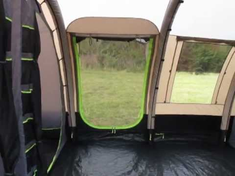 K&a Southwold 8 AirFrame Tent - Interior - .outdoormegastore.co.uk & Kampa Southwold 8 AirFrame Tent - Interior - www.outdoormegastore ...