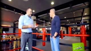 """Ο Μιχάλης Ζαμπίδης στην εκπομπή """"Όλα για την υγεία"""""""