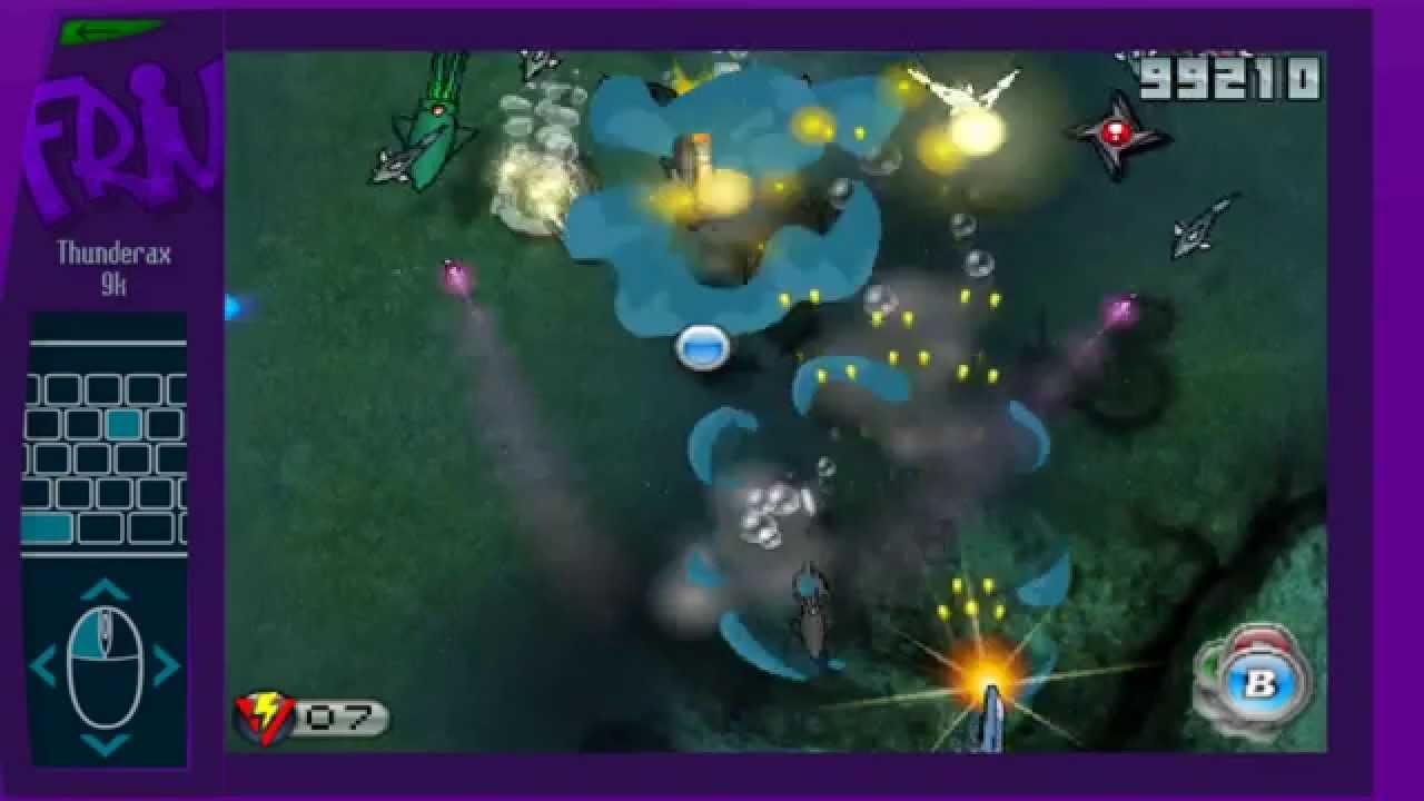 Juegos Friv 2015 Tercer Nivel Thunderax 9k Youtube