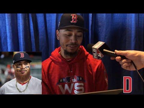 CFBBQ: Red Sox try on Kimbrel's beard