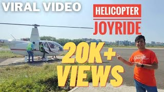 Helicopter joyride | Mumbai | Pawan Hans