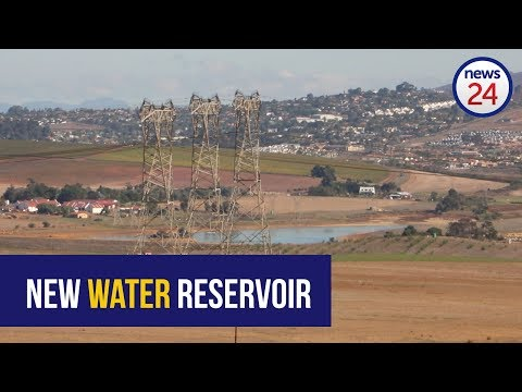 WATCH: City of Cape Town  opens it's new 35 million litre re