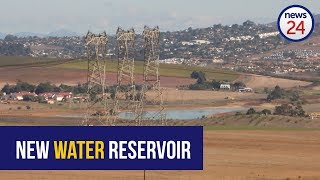 WATCH: City of Cape Town  opens it's new 35 million litre reservoir thumbnail