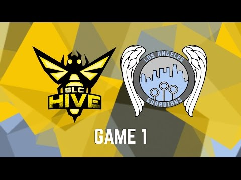 Salt Lake City Hive vs. Los Angeles Guardians - Game 1