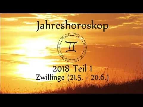 Sternzeichen Zwillinge: Dein Jahreshoroskop 2018 (Teil 1)