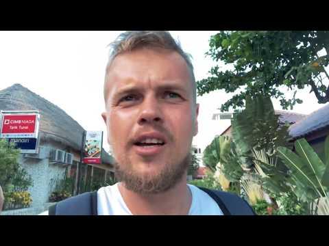 Коронавирус на Бали, день 3. Закрыли пляж Чангу.