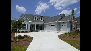 New Logan Home For Sale In Hampton Lake Bluffton SC With Lake View and Private Dock