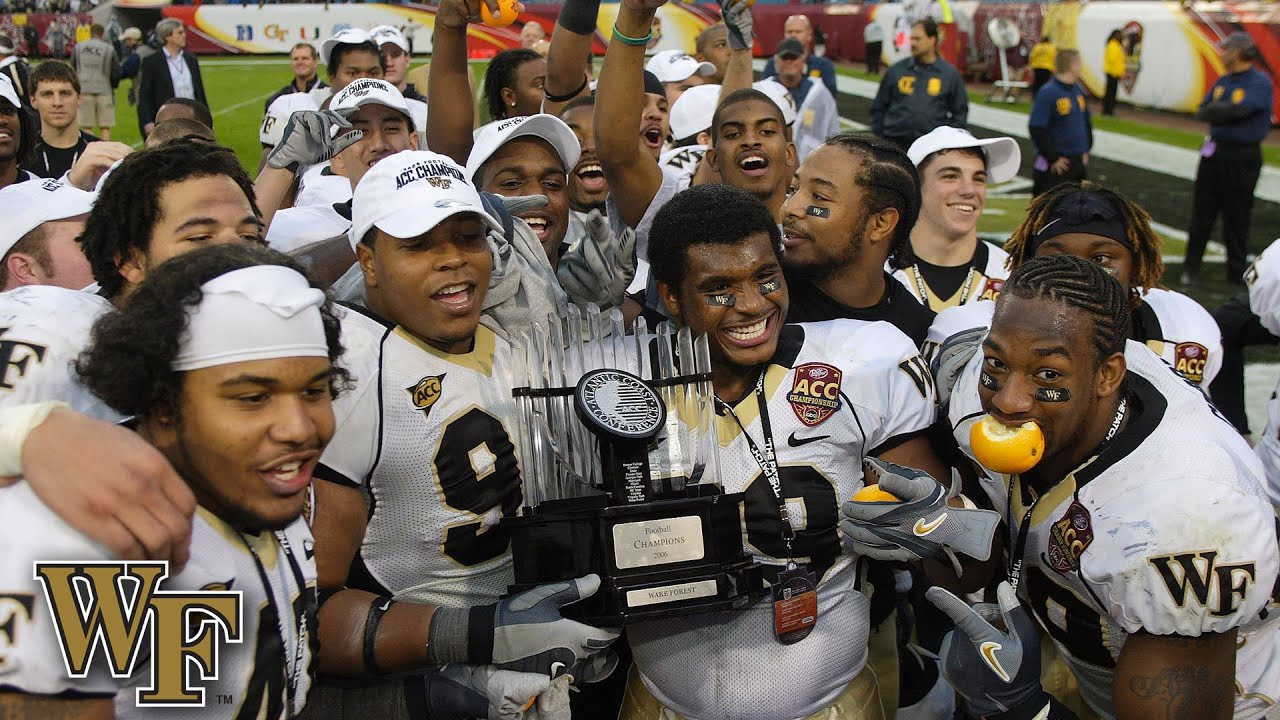 Wake Forest Football Looking to Shock the ACC Again, 10 Years ...