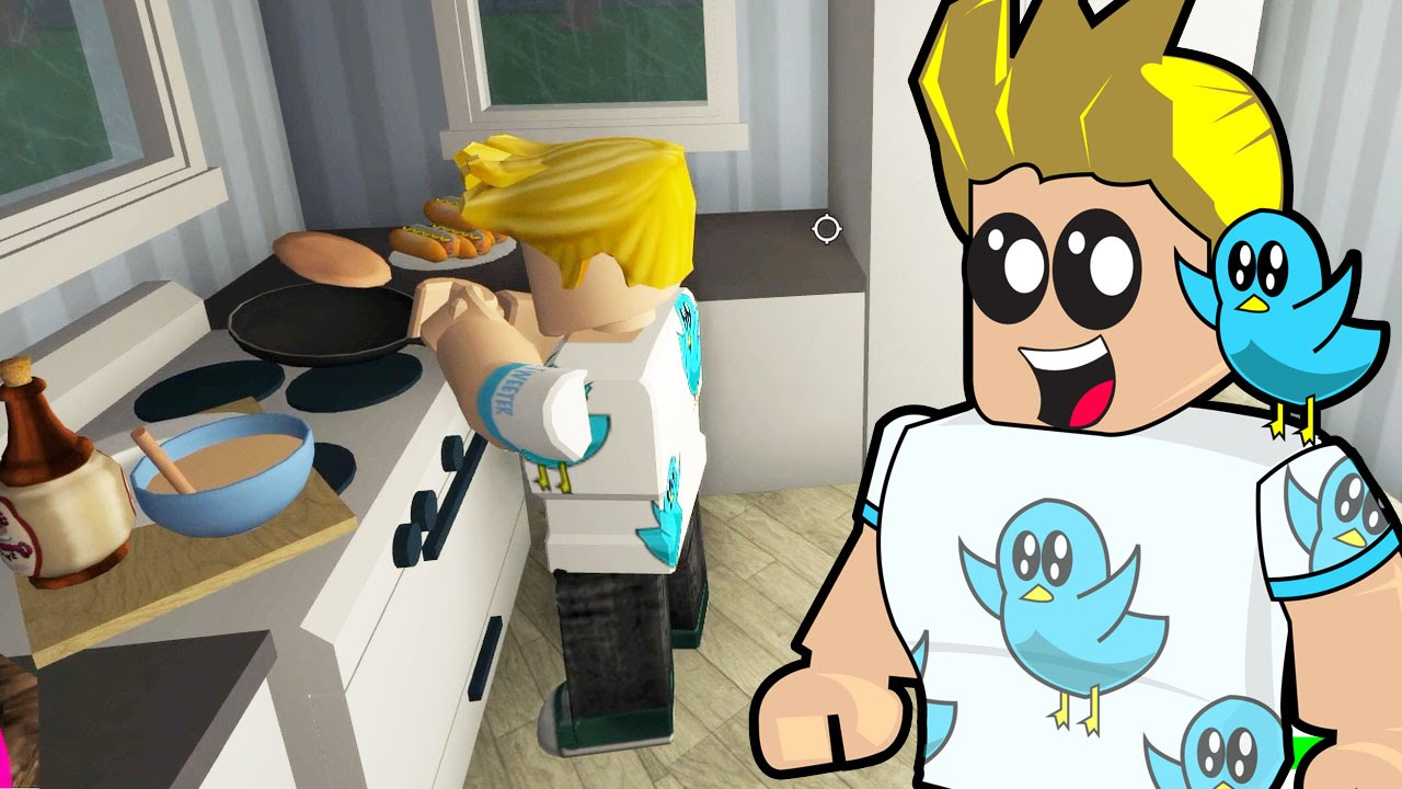 Roblox Welcome To Bloxburg Leveling Up My Cooking Skills Gamer Chad Plays - gamer chad roblox videos