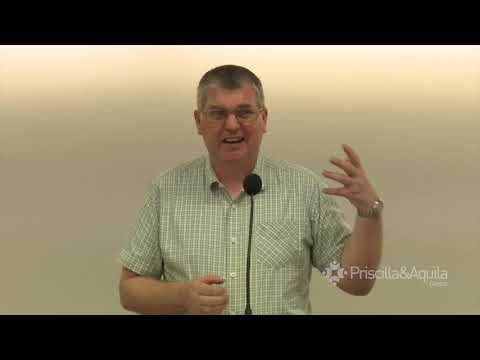 2017 P&A Conference: Deborah: Prophetess or judge? - Paul Williamson