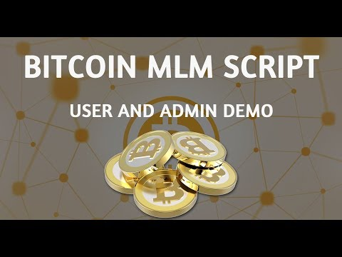 Bitcoin Mining Script | Bitcoin Trading Script | Bitcoin Cloud Mining Script
